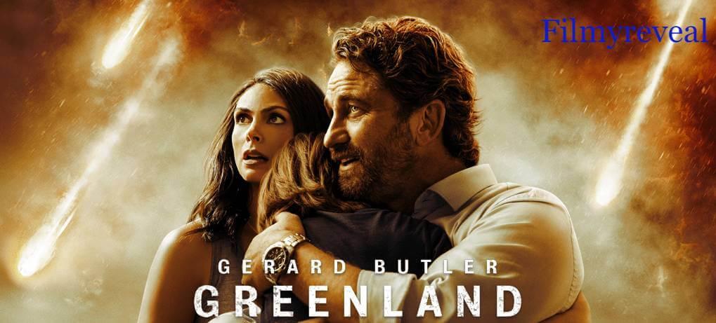 Greenland poster